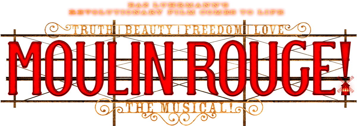 Moulin Rouge Horizontal Logo
