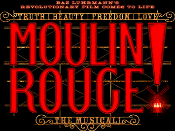 Moulin Rouge london mobile logo