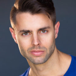 Image of cast member Benjamin Rivera