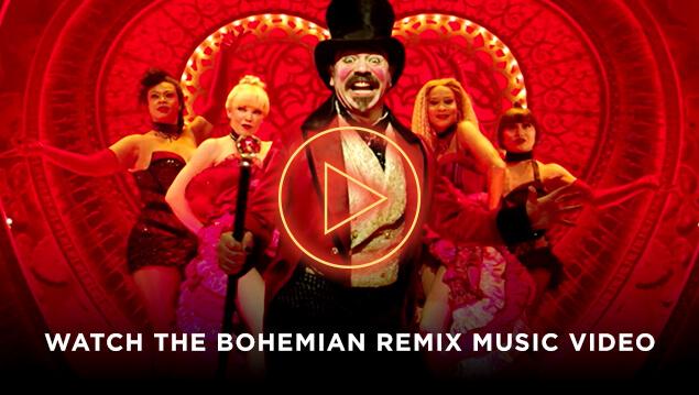 The Bohemian Remix Music Video