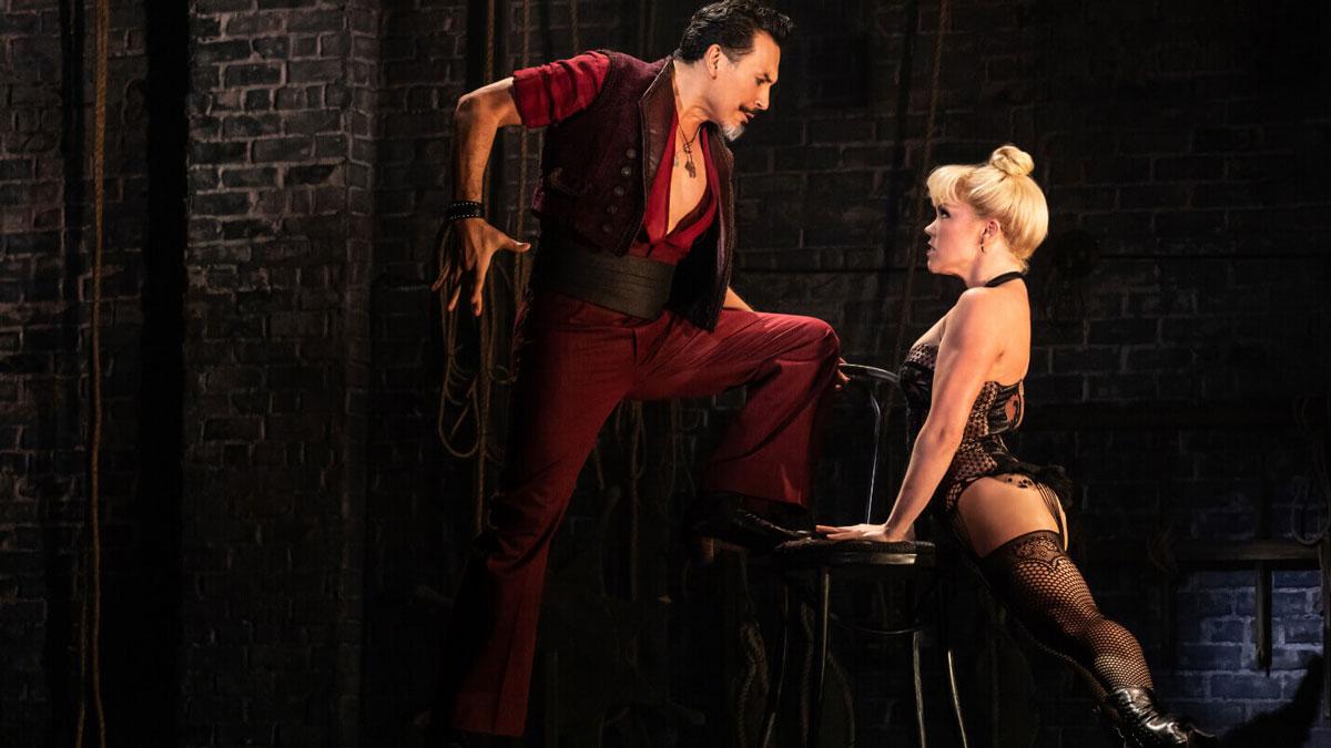 Nini and Santiago tango